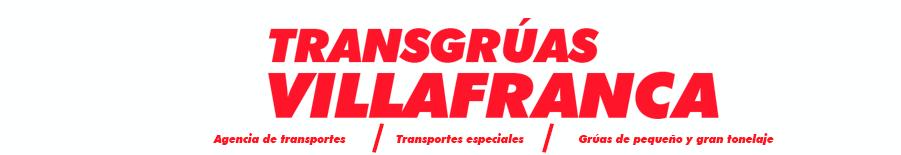 TRANSGRÚAS VILLAFRANCA, SL